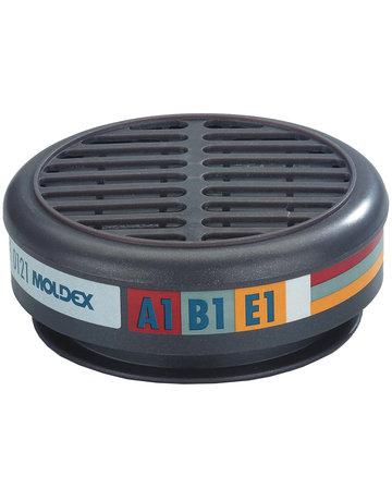 Moldex Moldex 820001 gas- en dampfilter A1B1E1