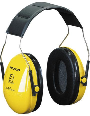 3M 3M Peltor Optime I H510A gehoorkap met hoofdband