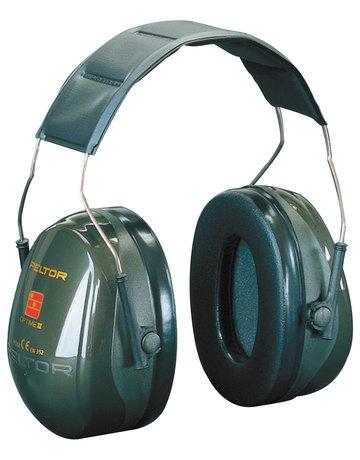 3M 3M Peltor Optime II H520A gehoorkap met hoofdband