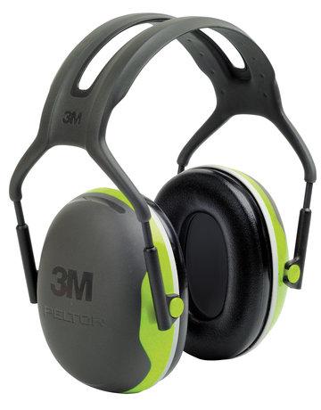 3M 3M Peltor X4A gehoorkap met hoofdband