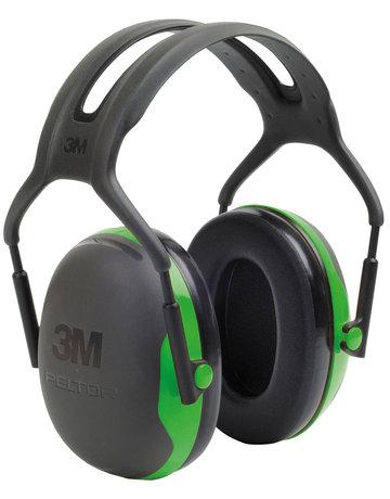 3M 3M Peltor X1A gehoorkap met hoofdband
