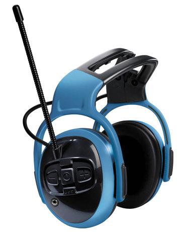 MSA left/RIGHT FM Pro gehoorkap met hoofdband