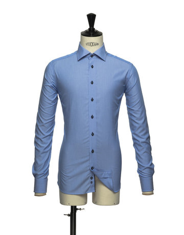 HARVEST & FROST RED BOW 24 SLIM FIT MIDBLUE