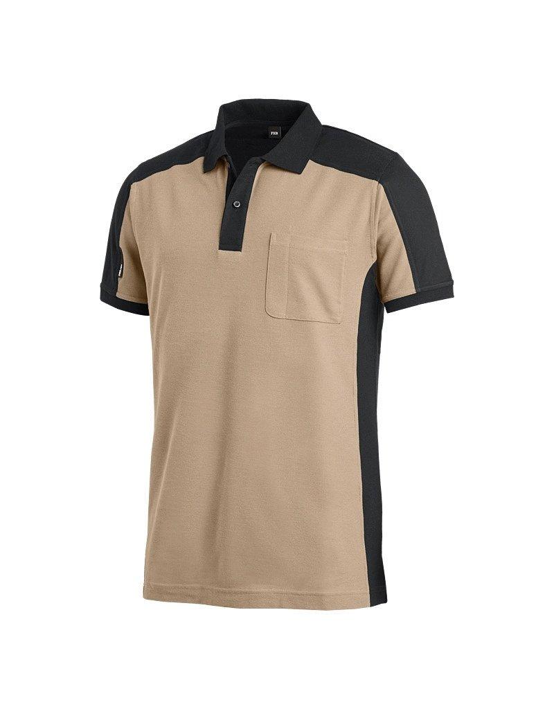 FHB FHB  KONRAD Polo-Shirt tweekleurig