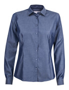 J. HARVEST & FROST RED BOW 120 WOMAN SHIRT