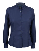 J. HARVEST & FROST RED BOW 121 WOMAN SHIRT