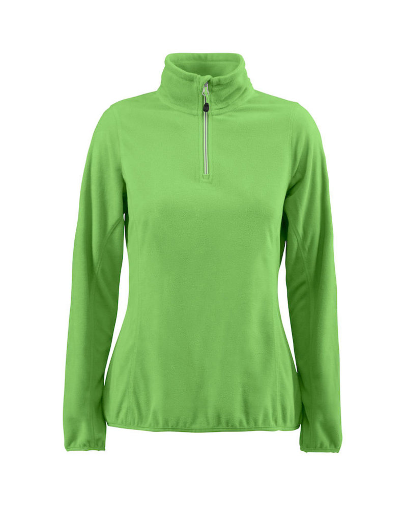 Printer Red Flag PRINTER RAILWALK LADY FLEECE HALFZIP