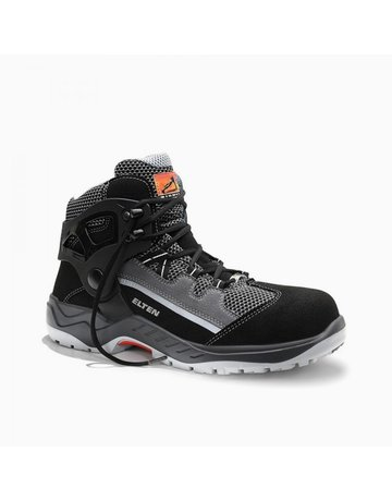 ELTEN GmbH NICOLO black Mid ESD S1P