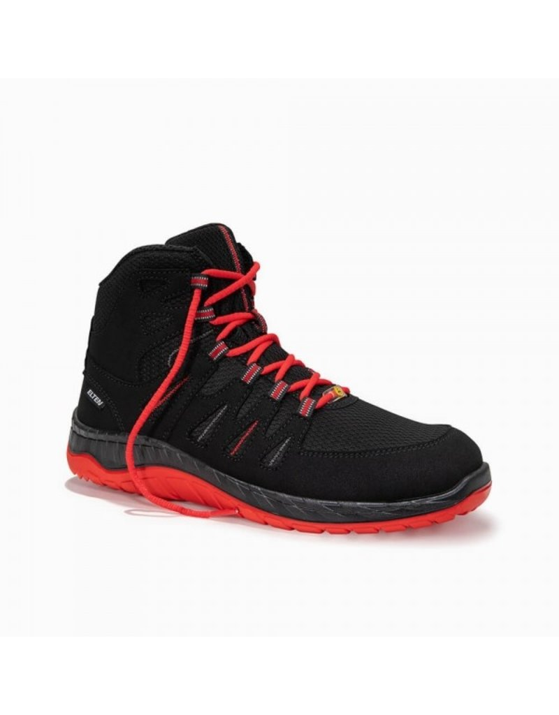 ELTEN GmbH MADDOX GTX W black-red Mid ESD S3 CIVeiligheidsschoen halfhoog