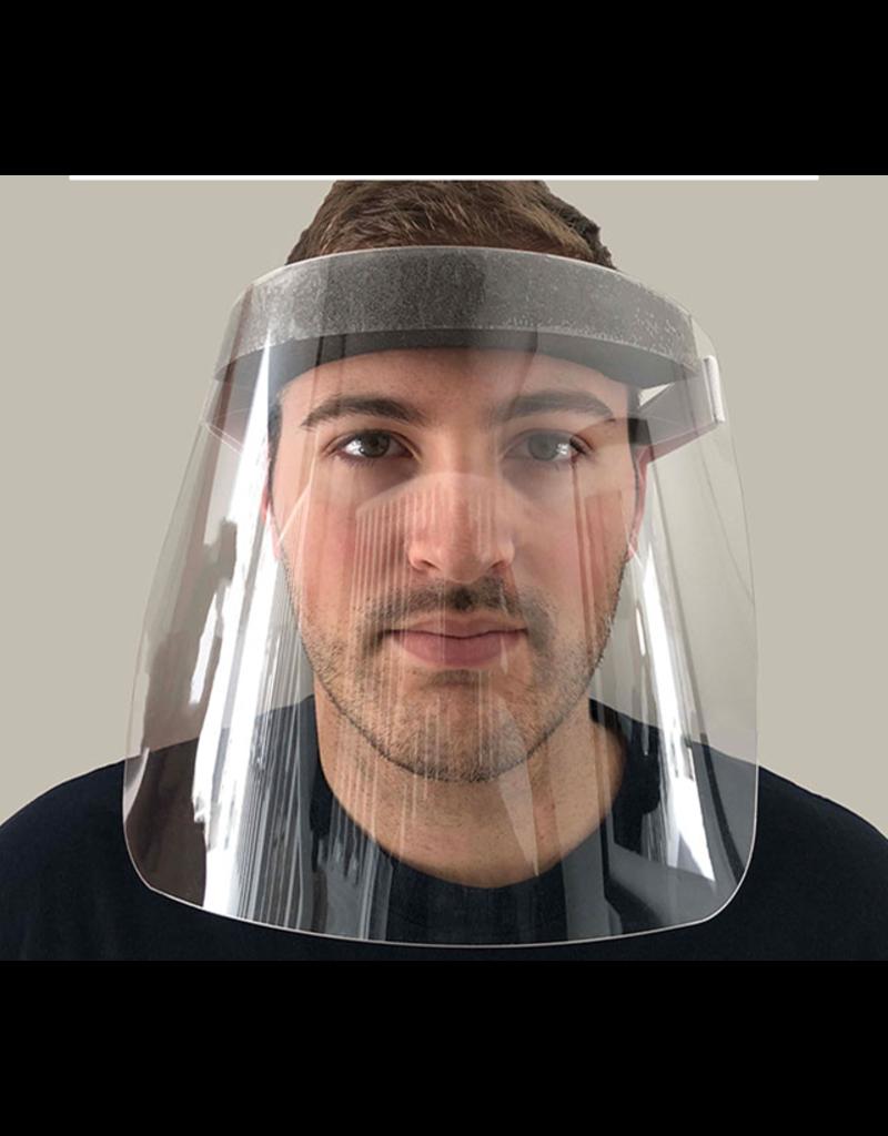 Gelaatsscherm  - Comfortabele bedekking voor je hele gezicht.