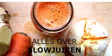 slowjuice wortelsap
