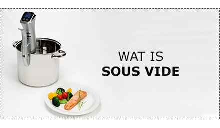 What is sous vide?