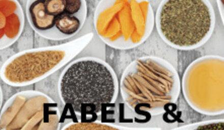 Fabels & Feitjes omtrent groente en fruit