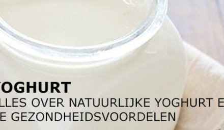 Everything about healthy yogurt