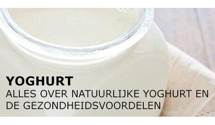 Alles over gezonde yoghurt