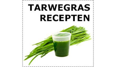 Tarwegras recepten