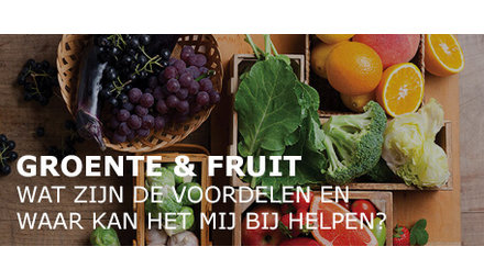 Vegetables and fruit. What are the benefits and what can it help with?