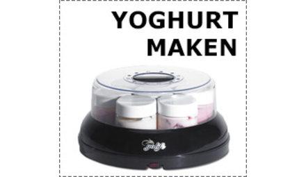 Gezonde Yoghurt. Alle informatie over gezonde yoghurt.