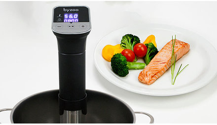 Sous vide & slowcookers