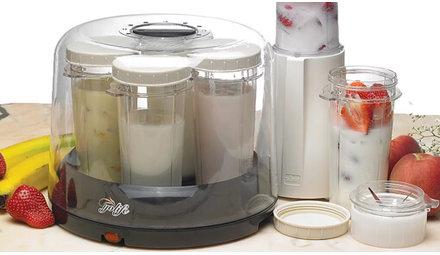 Yoghurt machines