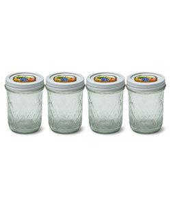 Personal Blender 4 glazen potjes (230ml)