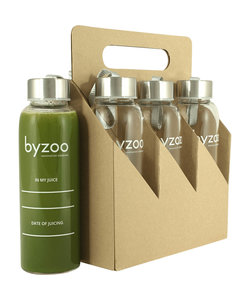 Byzoo Bottle 360ML 6-pack