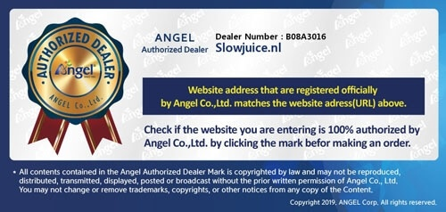 angel dealer sign