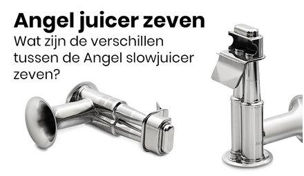 Soorten Angel Juicer zeven