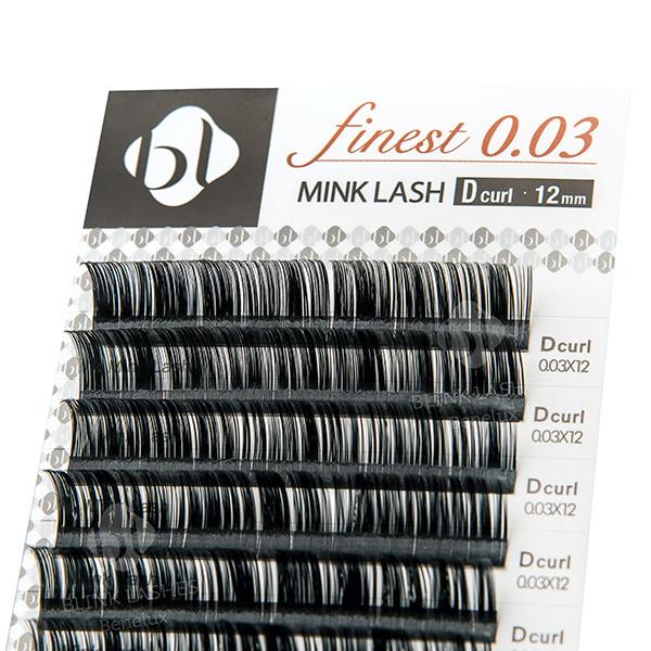 Mink Volume Lashes - BL Lashes-3