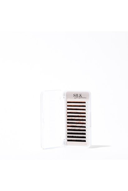 Silk Lash Mixed - Short