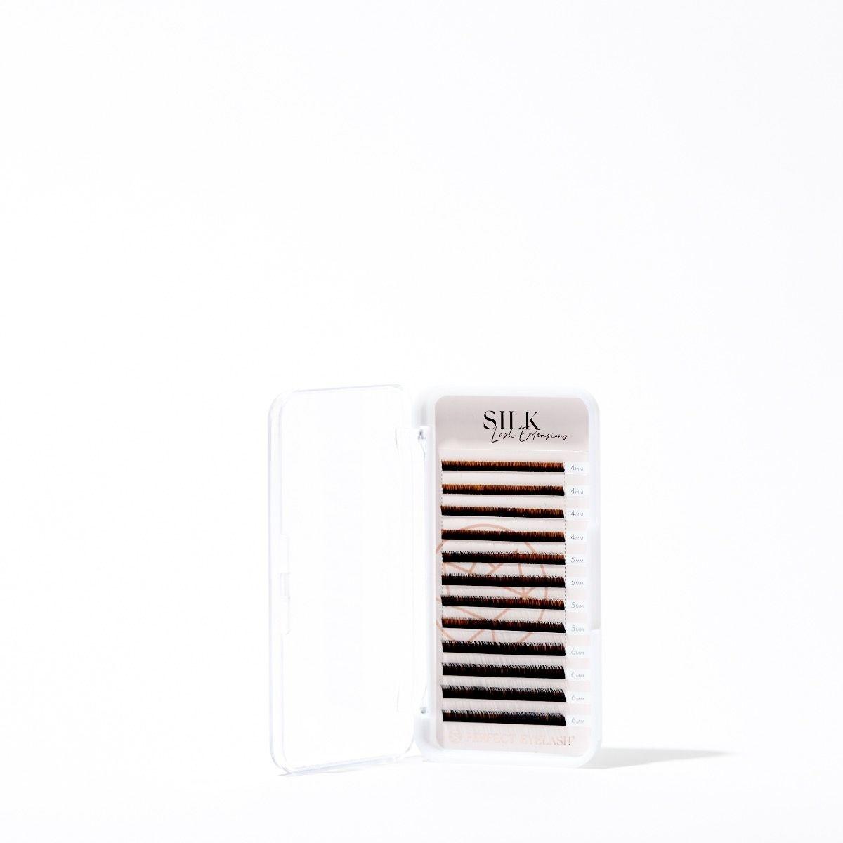 Silk Lash Mixed - Short-1