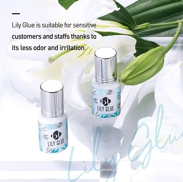 Lily Sensitive LashGlue 10ml-4