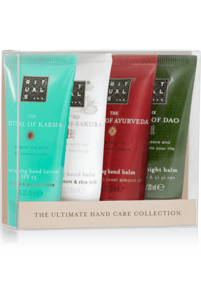 Rituals The Ultimate Hand Care Collection