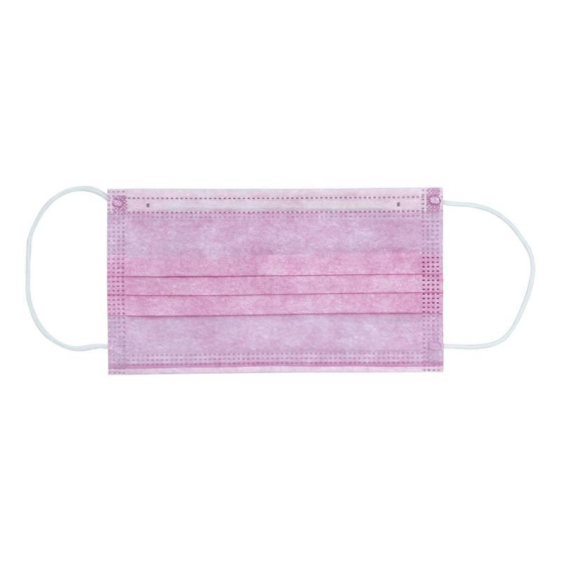 Mondkapje met elastiek 3 laags - Premium-1