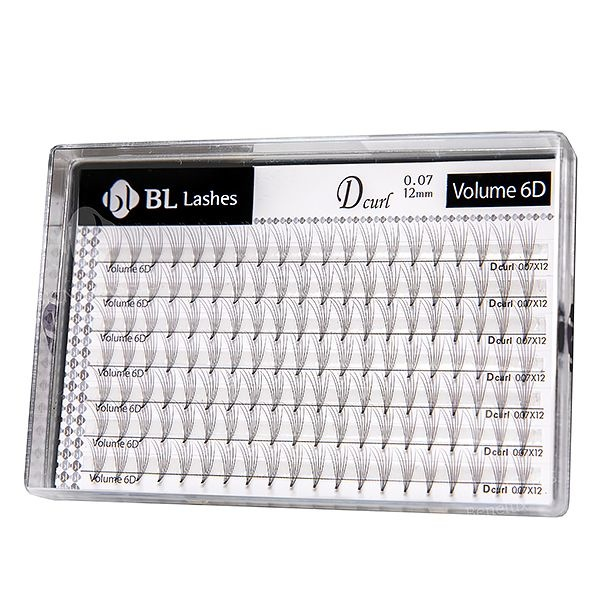 Volume 6D Lashes - BL Lashes-1
