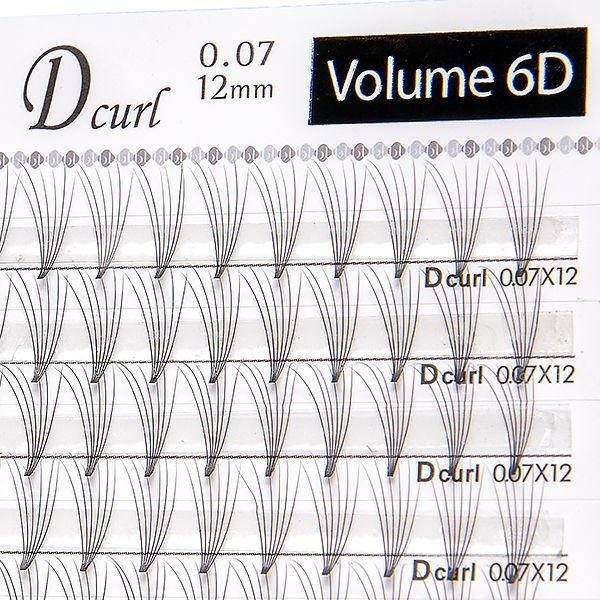 Volume 6D Lashes - BL Lashes-2
