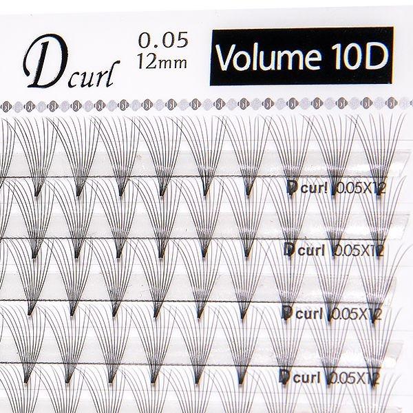 Volume  10D Lashes - BL Lashes-2