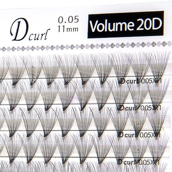 Volume 20D Lashes  - BL Lashes-2