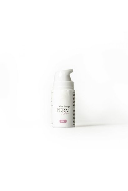 Fast Setting Perming (lotion 1)