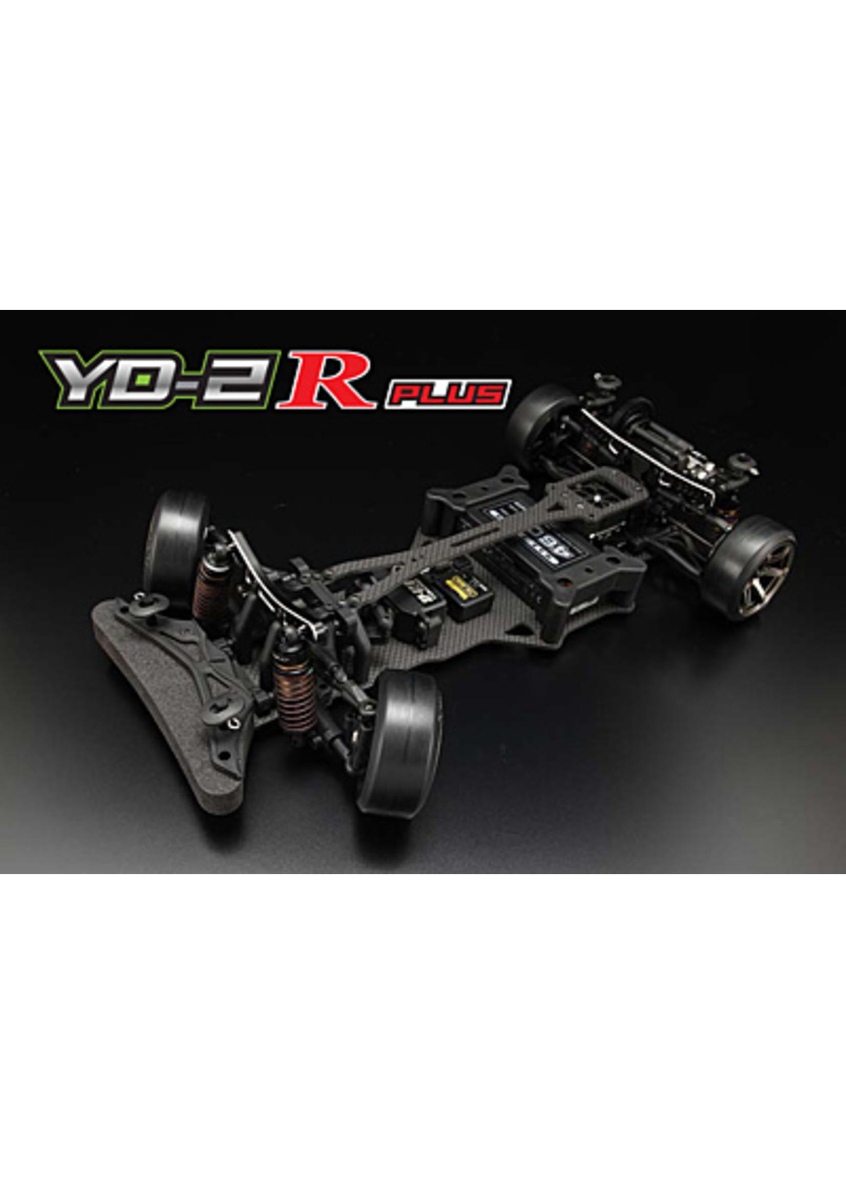 Yokomo Yokomo YD-2R Plus RWD Drift Car Kit (Graphite) DP-YD2RPLS