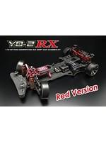 Yokomo Yokomo YD-2RX Red Version RWD Drift Car Kit (Graphite Chassis)  DP-YD2RXR