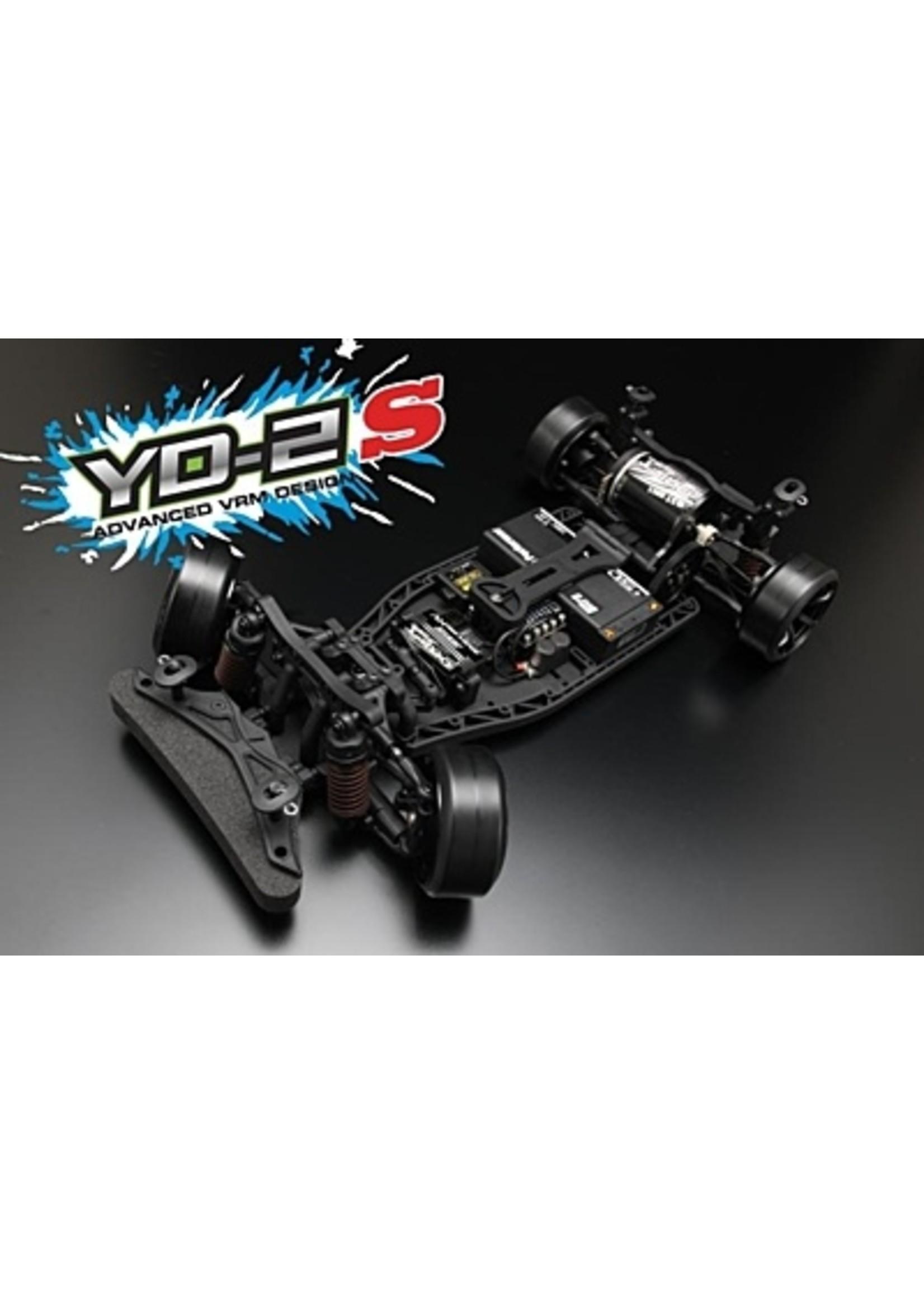 Yokomo Yokomo YD-2S RWD Drift Car (Plastic chassis)DP-YD2S