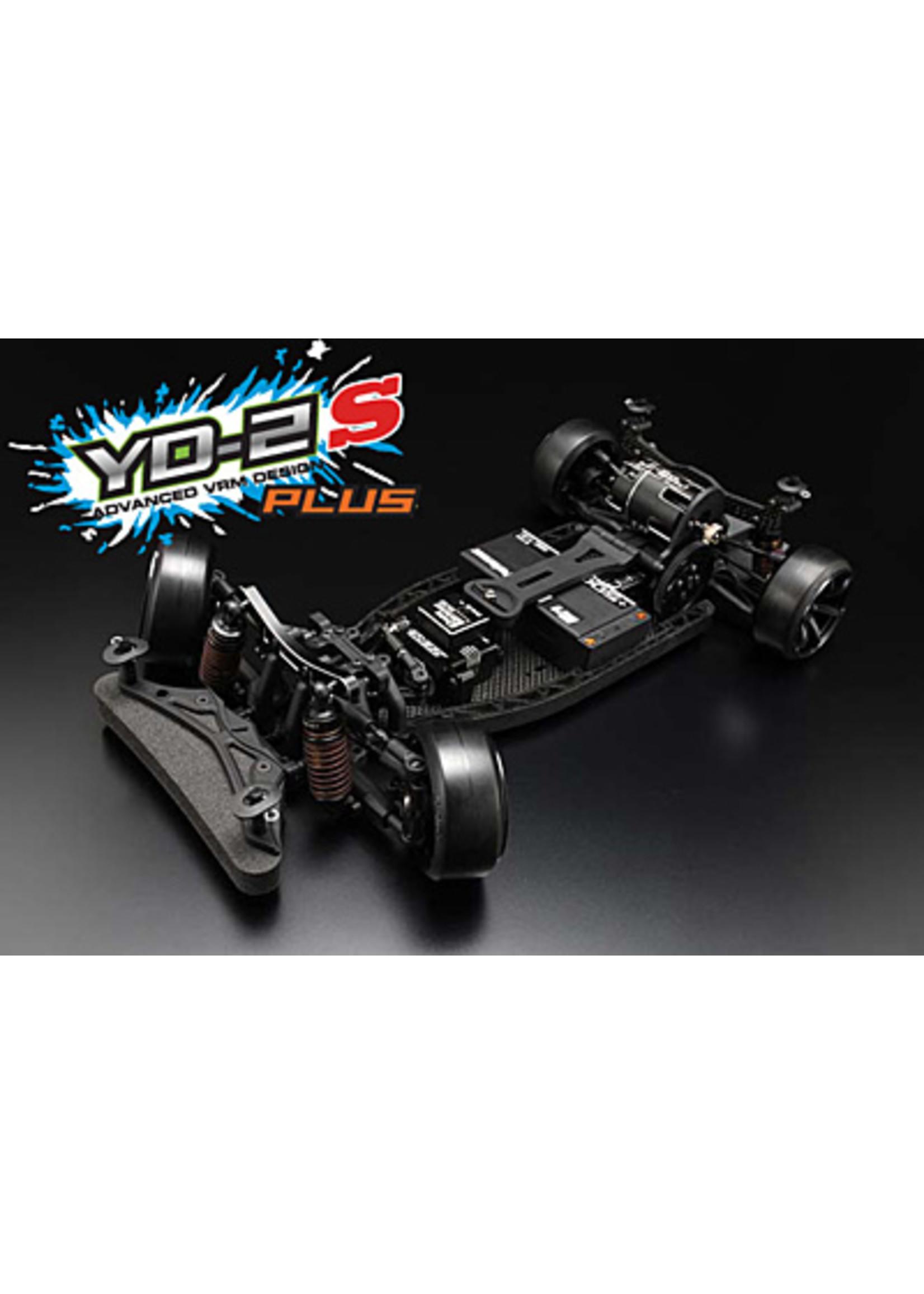 Yokomo Yokomo YD-2S Plus RWD Drift Car Kit (Graphite Chassis)DP-YD2S-PL