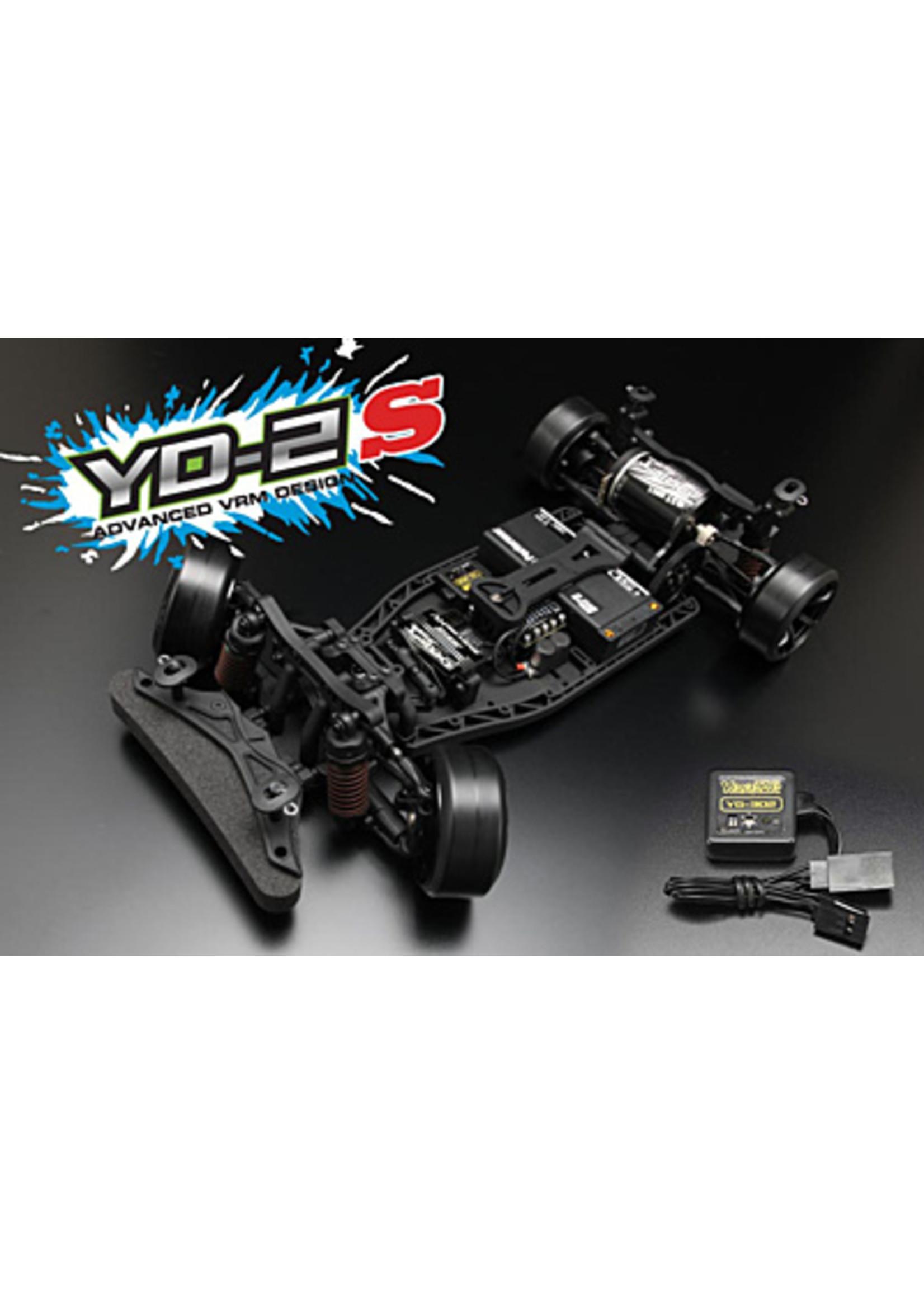 Yokomo Yokomo YD-2S RWD Drift Car Kit (Plastic Chassis with YG-302 Steering Gyro) DP-YD2SG