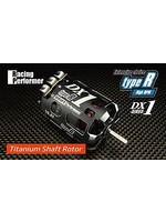Yokomo Yokomo Racing Performer DX1 Type-R (High Rotation type) Motor (Titanium Shaft) 10.5T RPM-DX105RT