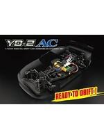 Yokomo Yokomo YD-2ACN RWD Assembled Drift Car (with Radio, Motor, ESC, Gyro) 1/10 RTR