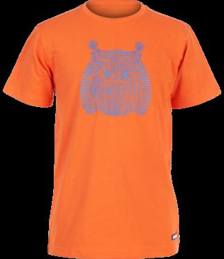 Someone Someone : T-shirt Theo (Oranje)