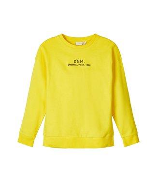 Name it Name it : Sweater Basim (Geel)