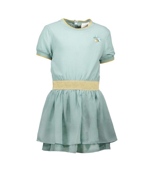 Le chic Le chic : Muntkleurige jurk