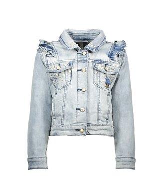Le chic Le chic : Lichte jeansjas